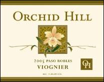 Orchid Hill - Paso Robles Viognier