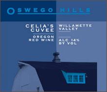 Oswego Hills-Celia's Cuvee