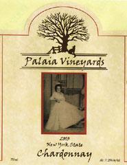 Palaia Vineyards-Chardonnay