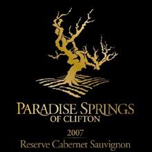 Paradise Springs Winery-Reserve Cab Sauv