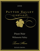 Patton Valley Vineyards-PinotNoir
