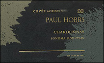 Paul Hobbs Sonoma Mountain Chardonnay