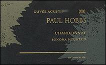 Paul Hobbs Sonoma Mountain Chardonnay