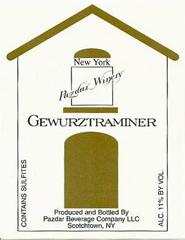 Pazdar Winery-Gewurztraminer