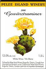 Pelee Island Winery-Gewurztraminer
