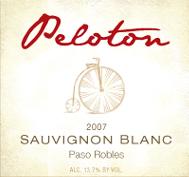 Peloton Cellars-Sauvignon Blanc