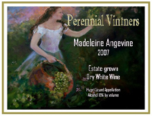 Perennial Vintners-Madeleine Angevine