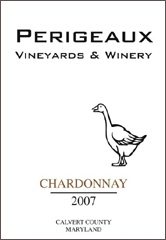 Perigeaux Vineyards And Winery-Chardonnay