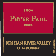 Peter Paul Wines-Chardonnay
