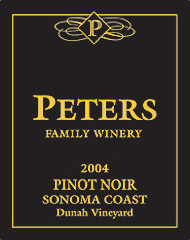Peters Family Pinot Noir