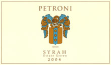 Petroni Vineyards-Syrah