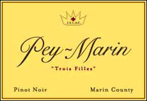 Pey-Marin Vineyards Marin County Pinot Noir