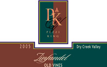 Pezzi-King Vineyards-Zinfandel