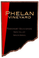 Phelan Vineyards-Cabernet Sauvignon