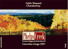 Phelps Creek Vineyards-Chardonnay