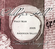 Phillips Hill Estates-Pinot Noir