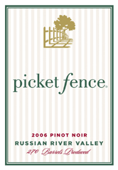 Picket Fence Winery-Pinot Noir