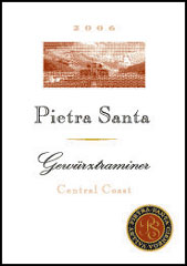 Pietra Santa Vineyards and Winery-Gewurztraminer