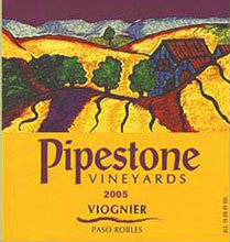 Pipestone Vineyards - Viognier