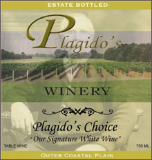 Plagido's Winery-Plagido's Choice