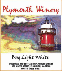 Plymouth Winery-Bug Light White