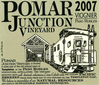 Pomar Junction Vineyard-Viognier
