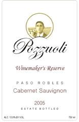 Pozzuoli Winery-Cabernet Sauvignon