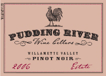 Pudding River Wine Cellars-PinotNoir