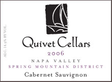 Quivet Cellars-Cabernet