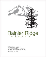 Rainier Ridge Wines-Chardonnay
