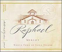 Raphael - North Fork of Long Island Merlot