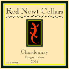 Red Newt Cellars-Chardonnay