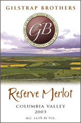 Gilstrap Brothers-Merlot