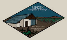 Ripken Vineyards and Winery-Petite Sirah