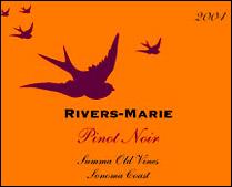 Rivers-Marie Sonoma Coast Pinot Noir