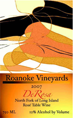 Roanoke Vineyards - DeRosa