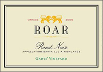 ROAR - Gary's Vineyard Pinot Noir