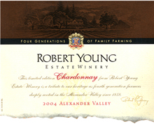 Robert Young Estate-Chardonnay