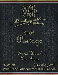 Rollingdale Winery Portage