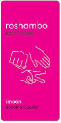 Roshambo Winery-Syrah Rose