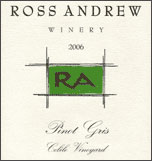 Ross Andrew Winery-Pinot Gris