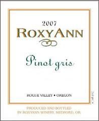 RoxyAnn Winery-Pinot Gris
