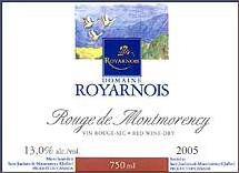 Domaine Royarnois-Rouge