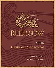 Rubissow Wines Mount Veeder-Napa Valley Cabernet Sauvignon