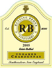 Running Brook Vineyards and Winery-Chardonnay