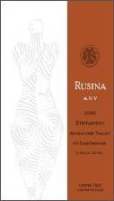 Rusina Wines-Zinfandel
