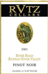 Rutz Cellars-Pinot Noir