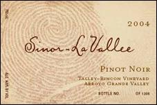 Sinor-LaVallee Pinot Noir