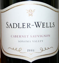 Sadler-Wells Winery-Cabernet Sauvignon
