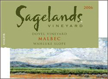 Sagelands Vineyard-Malbec